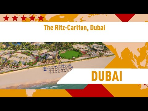 The Ritz-Carlton, Dubai 5 ⭐⭐⭐⭐⭐| Review Hotel In Dubai, UAE