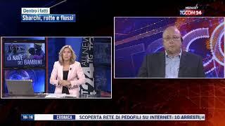 TGCOM24 - 13 Ottobre 2017 - Interventi di Gianandrea Gaiani