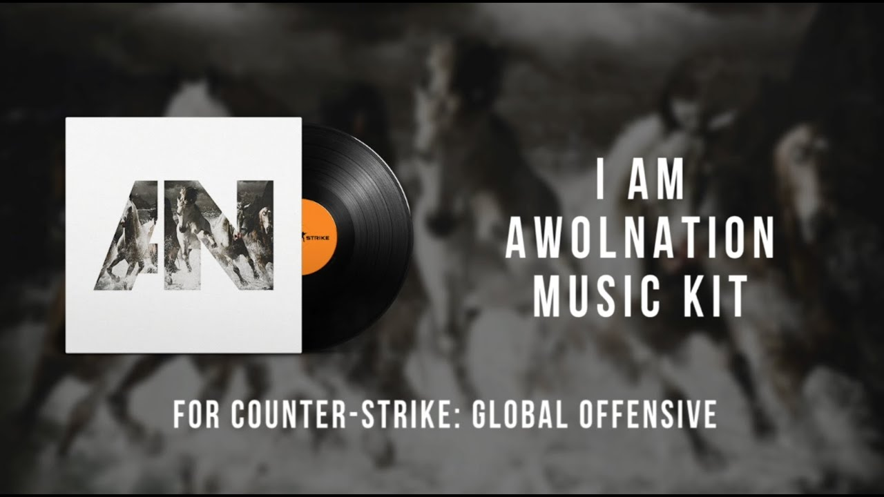 AWOLNATION Counter-Strike: Global Offensive (CS:GO) Music Kit | Red Bull Records