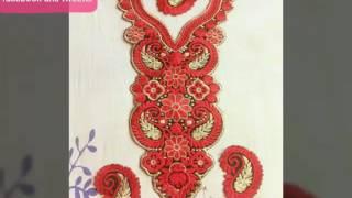 DIY-Making an exceptional dress design using neckline yoke.নেকলাইন ইয়োক দিয়ে জামায় অপুর্ব ডিজাইন