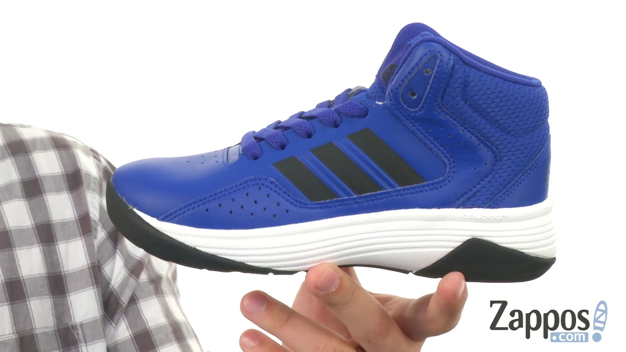 Shop adidas Neo Men's Cloudfoam Ilation Mid Wide Basketball