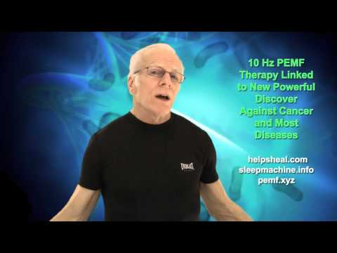 PEMF Therapy 10 Hz Sleep Machine Anti-Aging Breakthrough
