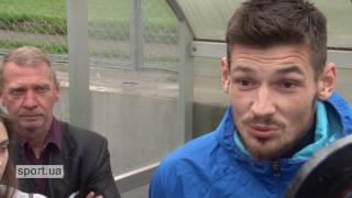 Денис Бойко подготовка сборной к евро 2016