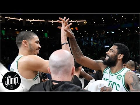 I think we can put the Celtics' chemistry issues behind them - Scottie Pippen | The Jump