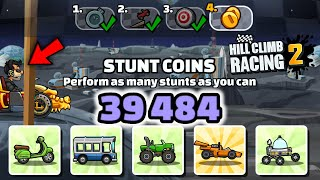 Hill Climb Racing 2 - 39484 points in DON'T CHOKE Team Event