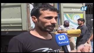 الحملة الوطنية توزيع المساعدات على الأشقاء السوريين شمال لبنان