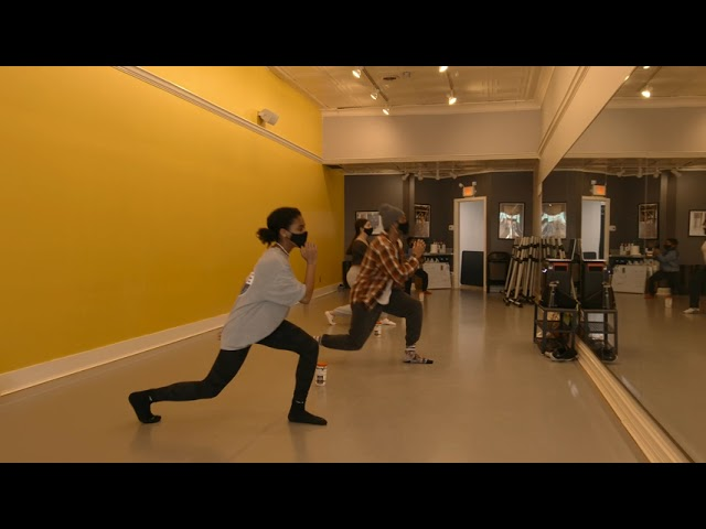 IN-STUDIO With Dance Strength and Flexibility
