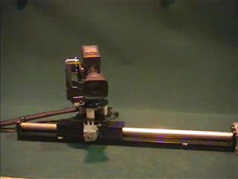 Mark Roberts Motion Control High Speed Linear Motor Youtube