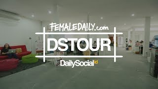 Female Daily - Kantor mayoritas perempuan | DStour #28