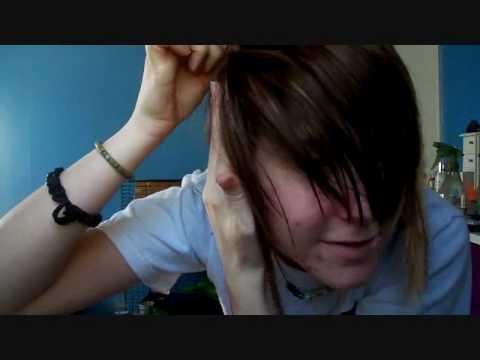 Psychobilly Hair Tutorial Youtube