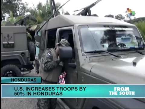 US Military Presence Increasing in Honduras