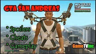 Gameplay of GTA San Andreas with Cheats !!