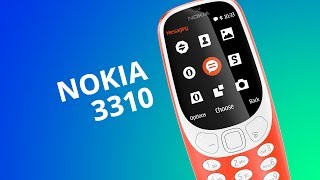 Nokia 3310 (2017), o guerreiro voltou! [Análise / Review]