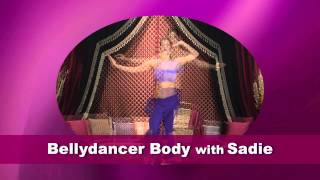 Download Sadie presents Bellydancer Body: Total Bellydance Workout (DVD) MP3 song and Music Video