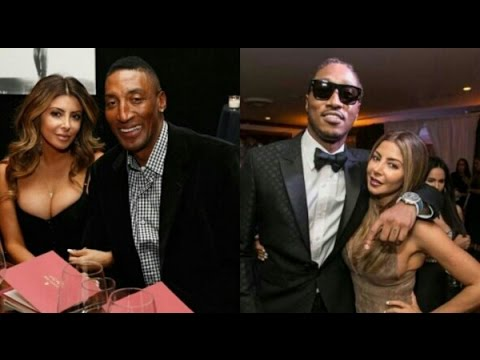 10271bbaba221 Scottie Pippen Divorces Wife After Rumors Of Her Cheating With Rapper Future