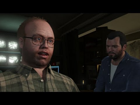 Grand Theft Auto V - Meeting Lester/The Keynote