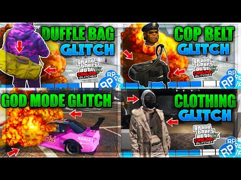 "GTA 5 Online BEST Glitches 1.40 ""TOP 10 WORKING GLITCHES"" After Patch 1.40 (GTA 5 GLITCHES)"