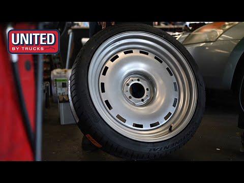 WHEN DETROIT STEEL WHEEL & CONTINENTAL TIRE MEET...on #UBTK5 | Sneak Peek On Our 2WD K5 Blazer