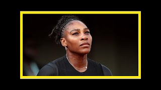 Breaking News | Serena Williams opens up on postpartum depression: 'People need to talk about it'