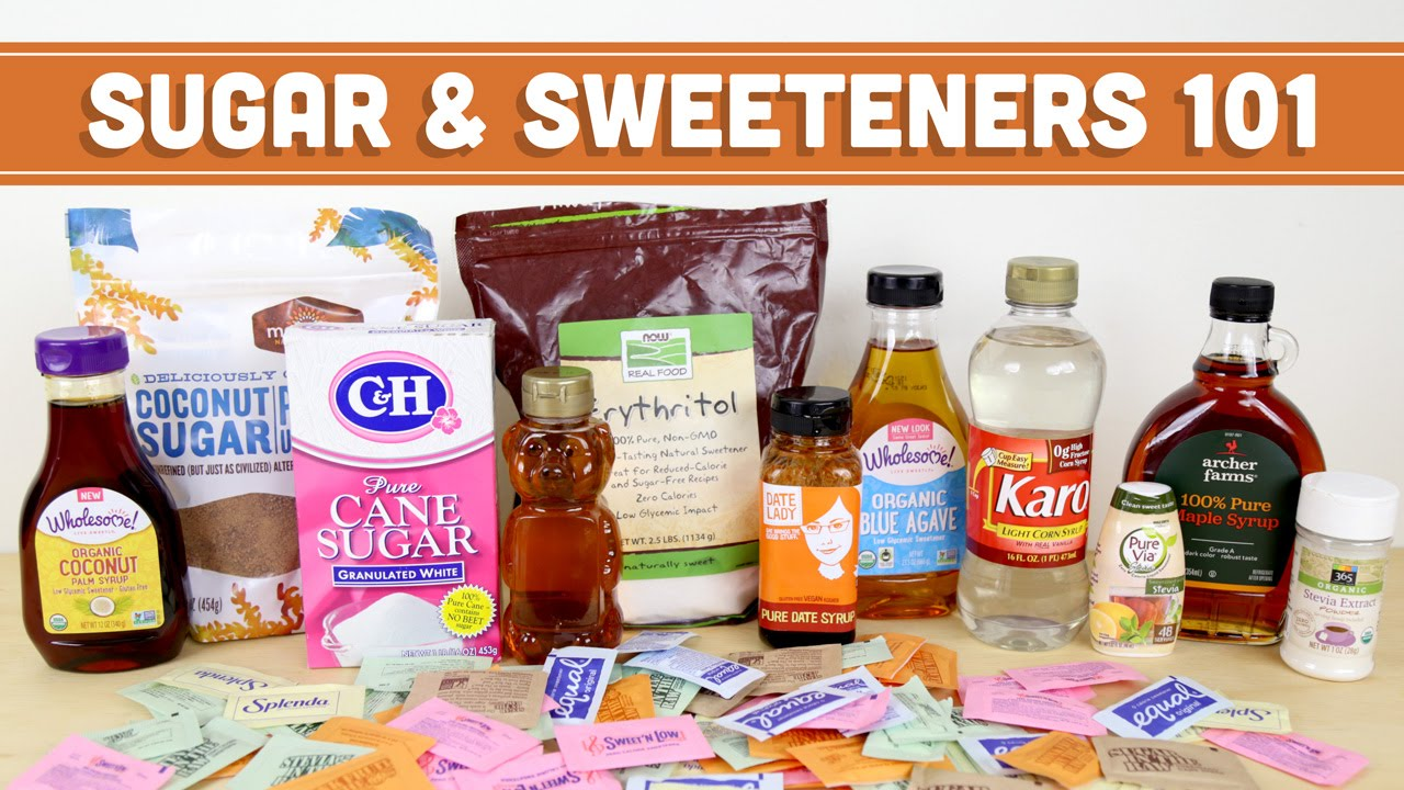 Image result for sugar and sweeteners