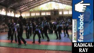 ORO JAM: CU Cheerleading 2010: First Fruits Christian Academy from Valencia Bukidnon Exhibition