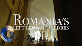 Romania's left behind children - BBC News