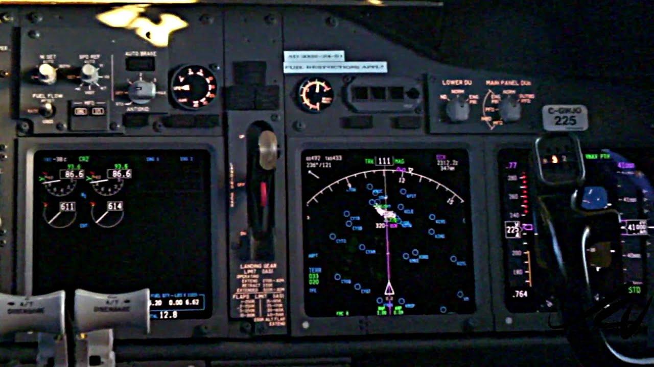 Classic Car Show Hd Wallpapers Boeing 737 Flight Deck 41 000 Feet Hd Youtube