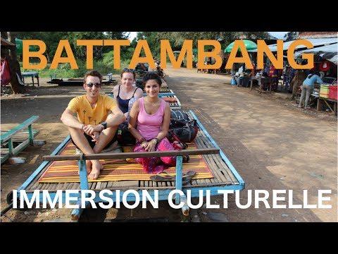 Immersion culturelle ! | BATTAMBANG [Vlog#46]