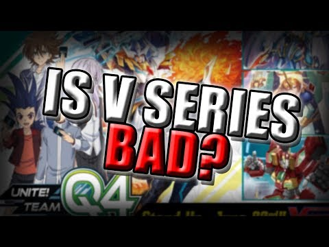 VANGUARD V SERIES DISCUSSION! - What does V Series mean for Vanguard?
