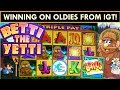 *WINNING ON IGT SLOTS* BETTI THE YETTI SLOT MACHINE, DUCKS IN A ROW, TABASCO