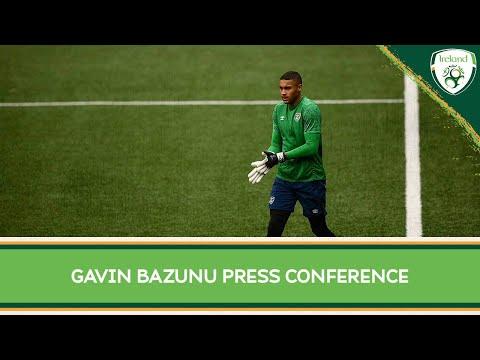 PRESS CONFERENCE | Gavin Bazunu