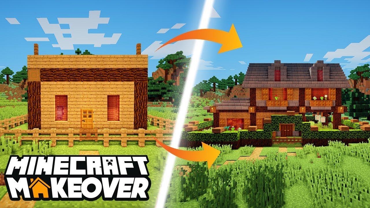how to build a minecraft server