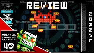 Space Invaders Extreme Review - Destructoid