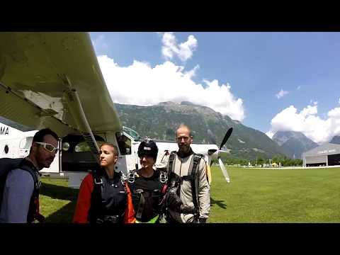 Skydiving in Bovec, Slovenia - The Life of a Solivagant