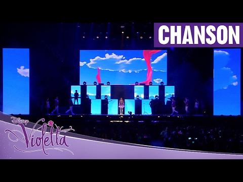 Violetta en Concert - Ser mejor (final)