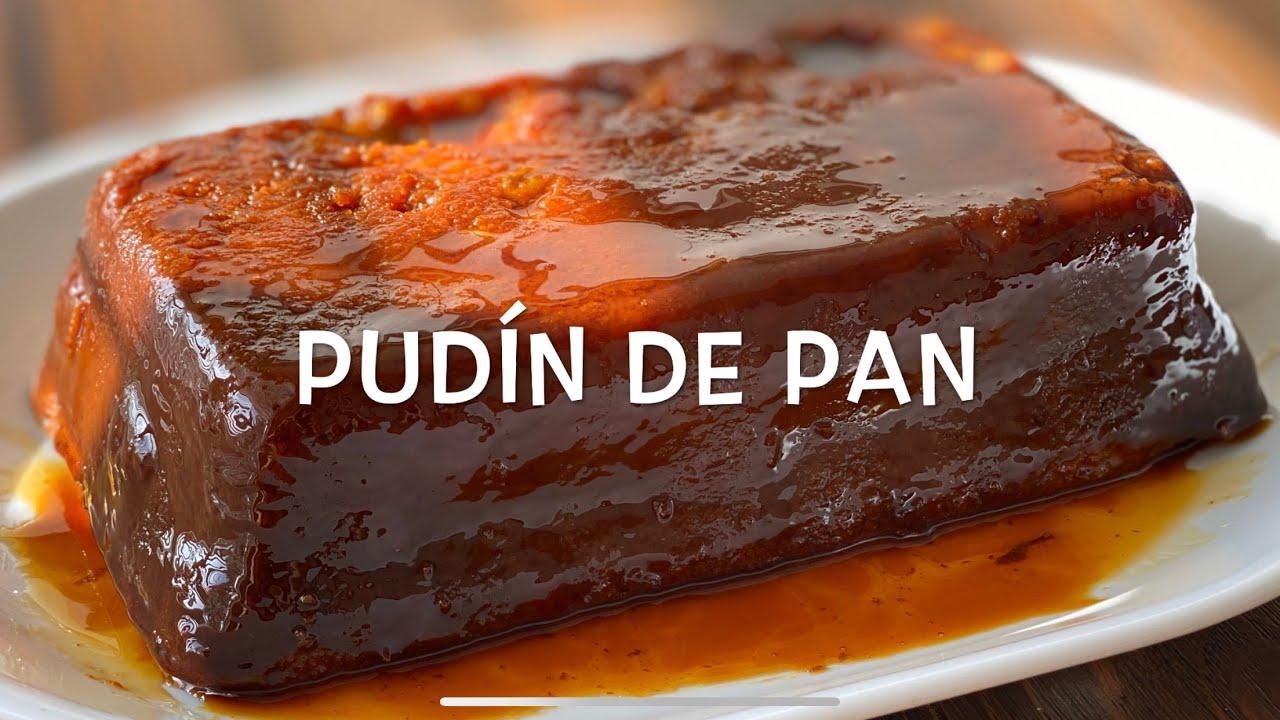 Pudin De Pan Relleno Con Dulce De Guayaba Bread Pudding With Guava