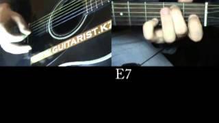 Александр Иванов - Боже, какой пустяк (Уроки игры на гитаре Guitarist.kz)