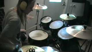 Pantera - Drag The Waters Drum Cover