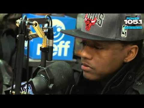 Cassidy explain his beef With Meek Mill on the Breakfast Club