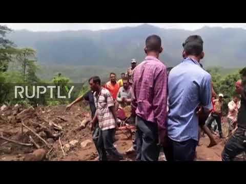 India: At least 7 dead, scores still missing after landslide in Himachal Pradesh