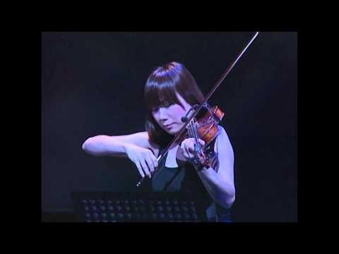 Jupiter / Gustav Holst : maiko jazz violin live!