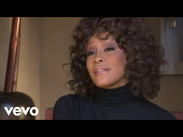 Whitney Houston - Conversations With Whitney Houston & Clive Davis