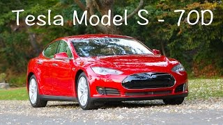 Tesla Model S 70D detailed review