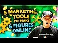 Top 5 Marketing Tools I Use to Run a 6 Figure Business