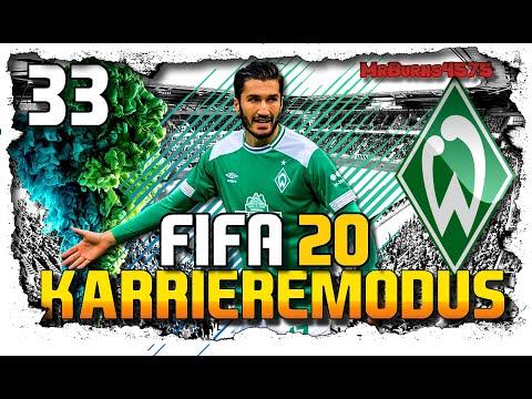 Heimfest Oder Heimpest ⚽ Let´s Play FIFA 20 Karrieremodus WERDER BREMEN #33