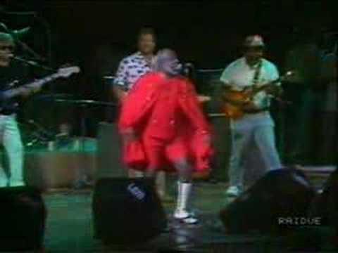 Blues Brothers Band & Rufus Thomas - Walking the dog