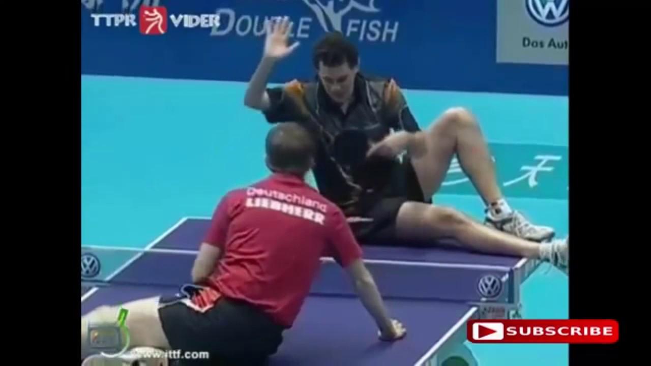 Tenis Meja Spektakuler Video Lucu Ngakak