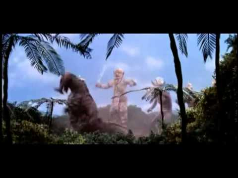 Hanuman and the Ultra Brothers vs. Gomora Thai Theatrical Version