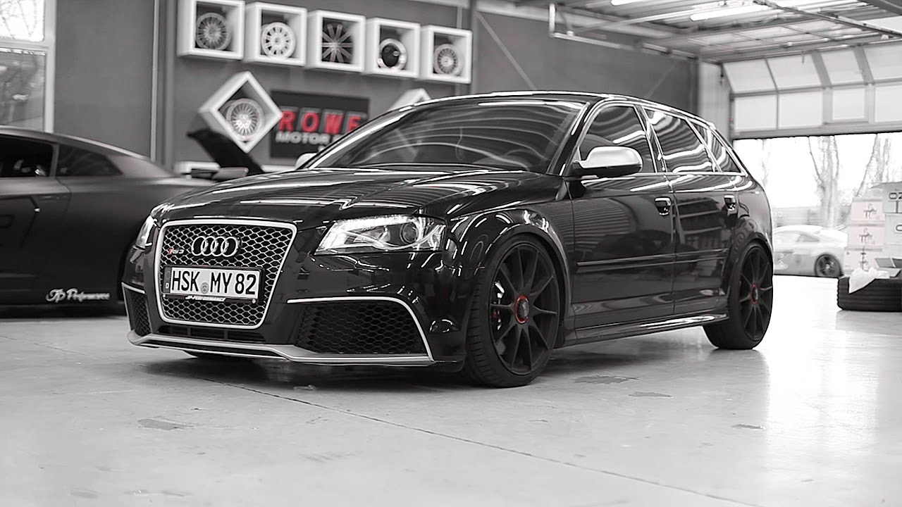 JP Performance - Audi RS 3 | Teil 4 - YouTube