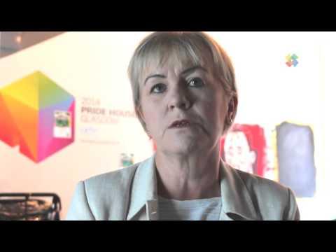 INTERVIEW Johann Lamont - Leader Scottish Labour Party